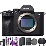 Sony Alpha a7R IV Mirrorless Digital Camera (Body Only) Starter Kit Bundle