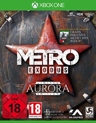 Metro Exodus Aurora Limited Edition [Xbox One]