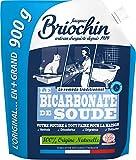 Jacques Briochin Bicarbonate de Soude Maxi Format Ecocert 900 g