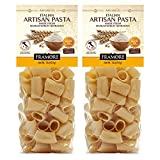 FRAMORE Rigatoni Pasta, Imported, Authentic Italian, Artisan Made, Gourmet, Dried