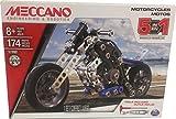 Meccano Set de Construcción 5 Motos Aprendizaje Steam (BIZAK 61921788) , color/modelo surtido