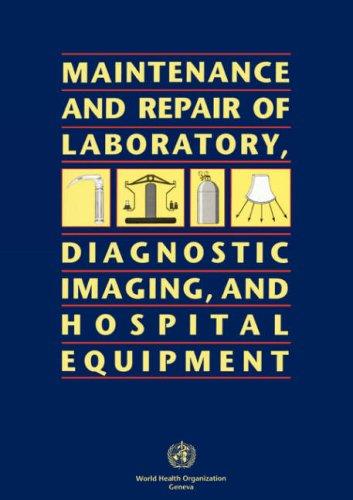 Maintenance and Repair of Laboratory, Diagnostic Imaging, and Hospital Equipment(1150423)