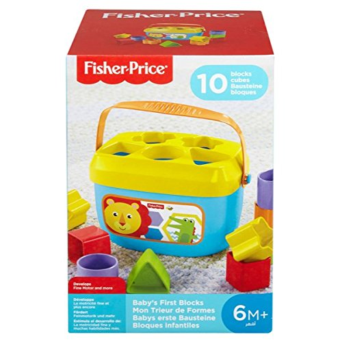 Mattel españa s.a. Fisher Price Bloques Infantiles