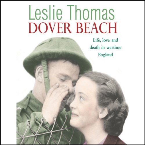 Dover Beach audiobook cover art