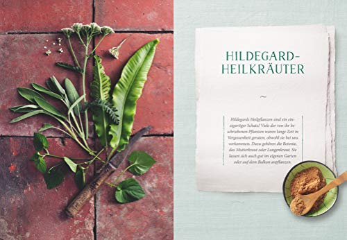 Das Heilwissen der Hildegard von Bingen: Naturheilmittel – Ernährung – Edelsteine - 3