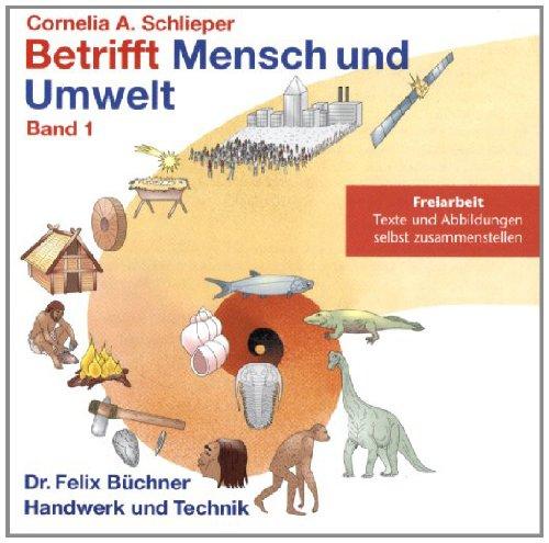 CD-ROM - Mensch und Umwelt - Band 1: Das Buch HT 7447 als pdf-Datei auf CD-ROM (nur volle Berechnung möglich)