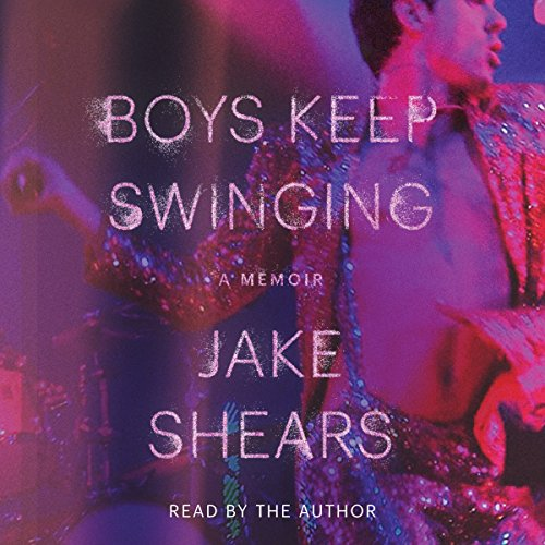 Boys Keep Swinging audiobook cover art