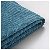 My Stylo Collection Bezug für 3-Sitzer Sofa, Tallmyra Blue, Materialien: 78% Baumwolle, 22% Polyester