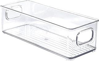 Organisateur Transparent Bac Réfrigérateur Boîte De Rangement Compartiment Tiroir Réfrigérateur Conteneurs De Rangement Ga...