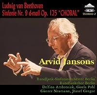Beethoven Symphony No.9. (Delfina Ambrosiak Soprano. Gisela Pohl Alto. Gunter Neumann Tenor.
