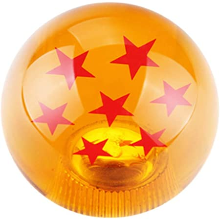 4 Star Kei Project Dragon ball Z Star Manual Stick Shift Knob With Adapters Fits Most Cars