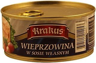 Krakus Pork in Natural Juices (10.5oz)