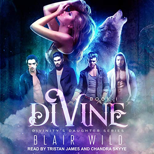 Divine  By  cover art