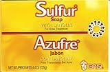 GRISI LARGE 125g 10% SULFUR SOAP DERMATITIS OILY SKIN