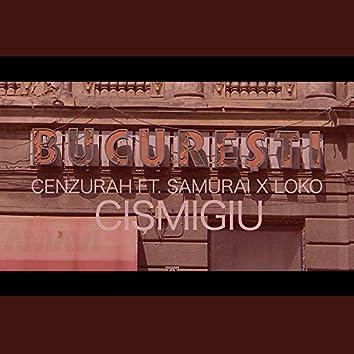 Cismigiu (feat. Samurai & Loko)