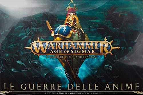 Warhammer Age of Sigmar Soul Wars (Italian Edition)