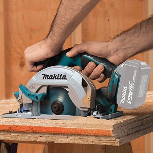 Makita Akku-Handkreissäge (ohne Akku/Ladegerät, 680 W, 18 V) DHS680Z - 2