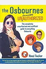 Osbournes Unf**Cking Authorised Capa comum