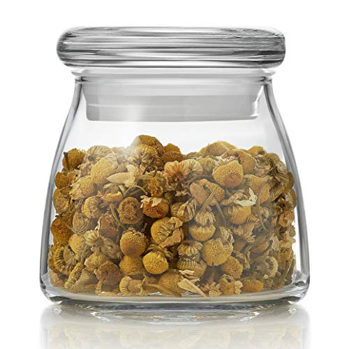 Libbey 71355 4-1/2-Ounce Spice Jar with Lid, Set of 12