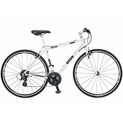 GIOS  クロスバイク MISTRAL 2020モデル(ホワイト) 480サイズ B075NCPP96 1枚目