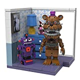 McFarlane Toys Five Nights at Freddy's Right Dresser & Door Small Set