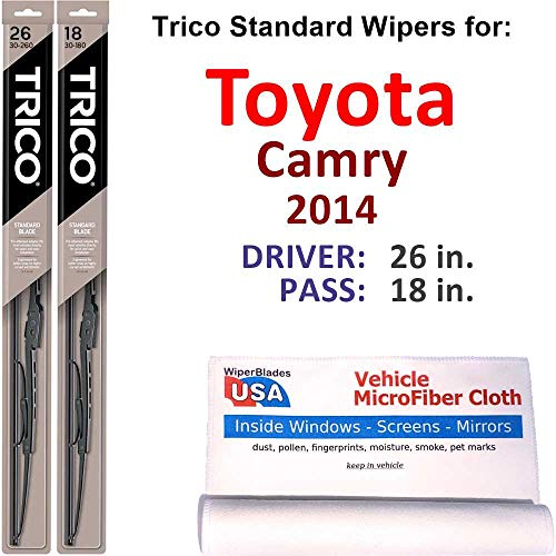 toyota camry wiper - 5