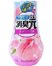 【ケース販売】小林製薬 トイレの消臭元 消臭芳香剤 トイレ用 もぎたて白桃 400ml×16個