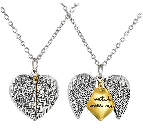 Cathercing Choker-Halsketten für Frauen und Mädchen, mehrlagiger Anhänger, Halsketten, langer Schmuck als Geschenk