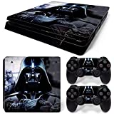 46 North Design PS4 Slim Vinyl Decal Autocollant Skin Sticker Star Movie Pour Playstation 4 console...