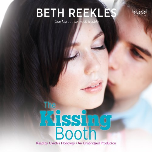 The Kissing Booth audiobook cover art