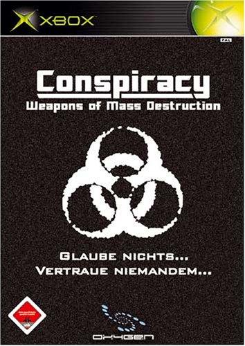 Conspiracy: Weapons Of Mass Destruction [Importación alemana]
