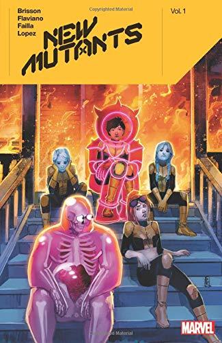 New Mutants by Ed Brisson Vol. 1