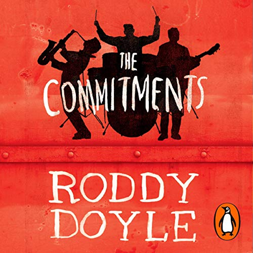 The Commitments  By  cover art