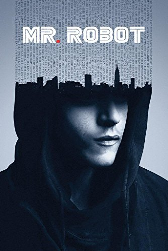 Póster Mr. Robot - Hacked (61cm x 91,5cm) + 2 marcos...