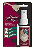 Wineaway, flacone da 60mldismacchiatore per vino rosso