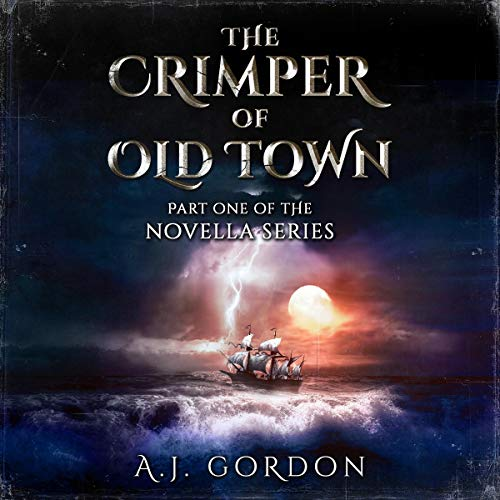 The Crimper of Old Town: Part One of the Novella Series: The Crimper of Old Town, Book 1