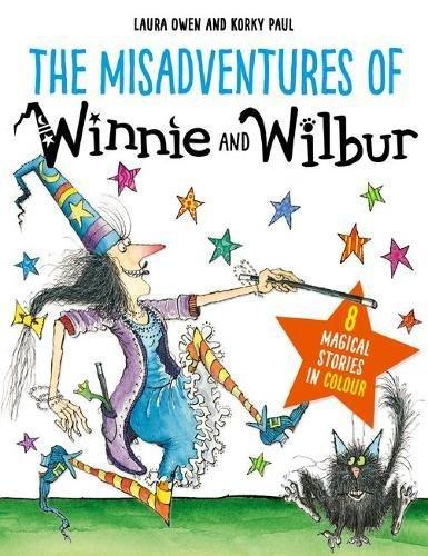 Owen, L: The Misadventures of Winnie and Wilbur (Winnie & Wilbur)