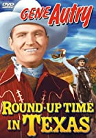 Round-Up Time in Texas [DVD]