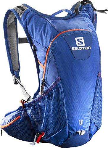 SALOMON Agile 12 Set Mochila, Unisex, Azul, 12 L