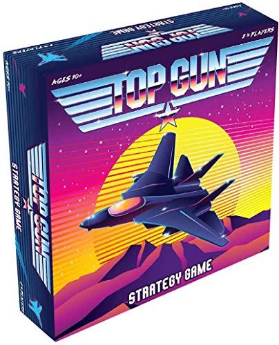 Mixlore Top Gun Strategy Game Various  ASMTG01EN