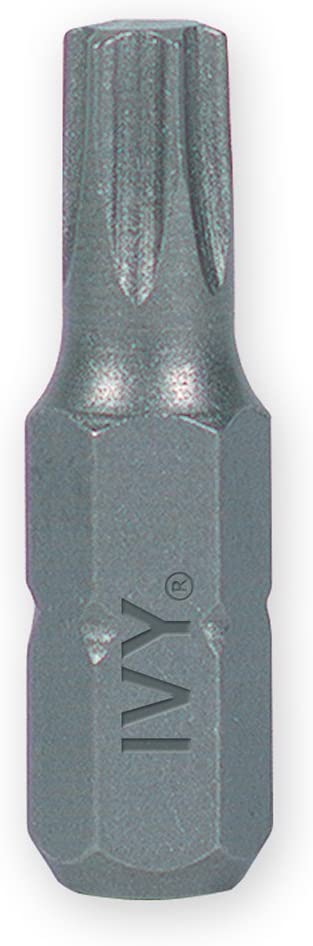 Colorado Springs Mall IVY Classic 45937 1-Inch T15 Torx 200-P Bit Insert Max 68% OFF Impact Plus