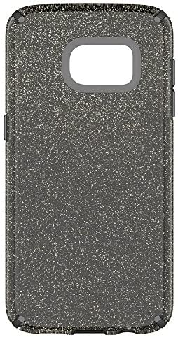 Speck Products 75836-5637 CandyShell Cell Phone Case for Samsung Galaxy S7 - Retail Packaging - Obsidian Gold/Black