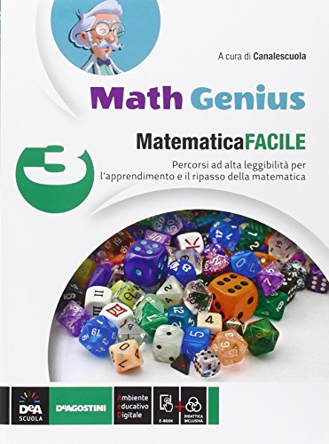 Matematica facile. Per la Scuola media. Con e-book. Con espansione online (Vol. 3)