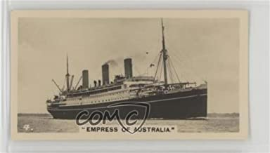 Empress of Australia (Trading Card) 1928 Wills Ships and Shipping - Tobacco [Base] #4