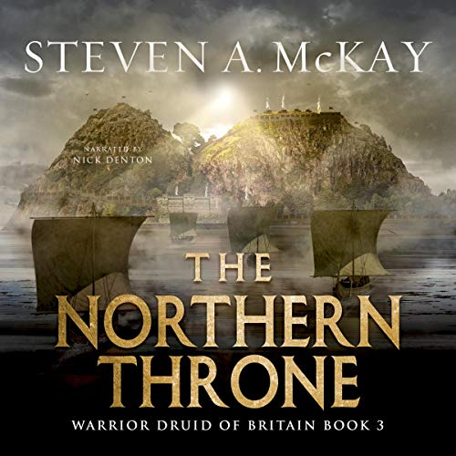 The Northern Throne cover art