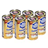 Bar Keepers Friend Powder Cleanser (12 oz) - Multipurpose Cleaner & Stain Remover - Bathroom, Kitchen & Outdoor Use - for Stainless Steel, Aluminum, Brass, Ceramic, Porcelain, Bronze and More (6)