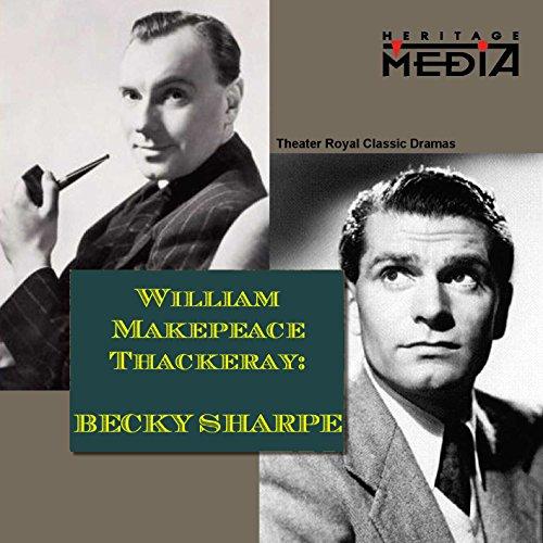 Becky Sharpe audiobook cover art