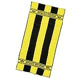 Borussia Dortmund BVB 09 BVB-Badetuch mit Blockstreifen 70x1 -