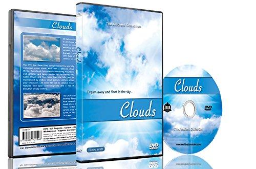 Wolken DVD – Entspannende Szenen von Wolken als Einschlafhilfe gegen Schlaflosigkeit und zur Entspannung