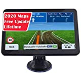 Aonerex Sat Nav for Car Truck Lorry 7 Inch 8GB 256MB GPS Navigation